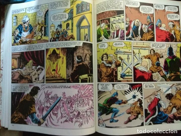 Cómics: HISTORIA DE LOS COMICS 4 TOMOS. COMPLETA. AÑO 1982 - Foto 11 - 141868334