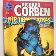 Cómics: RIP TIEMPO ATRAS Nº 5 DE 5- RICHARD CORBEN / BRUCE JONES - TOUTAIN 1987. Lote 148912954