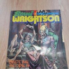 Comics: BERNI WRIGHTSON - BADTIME STORIES - OBRAS COMPLETAS Nº 2. Lote 149305818
