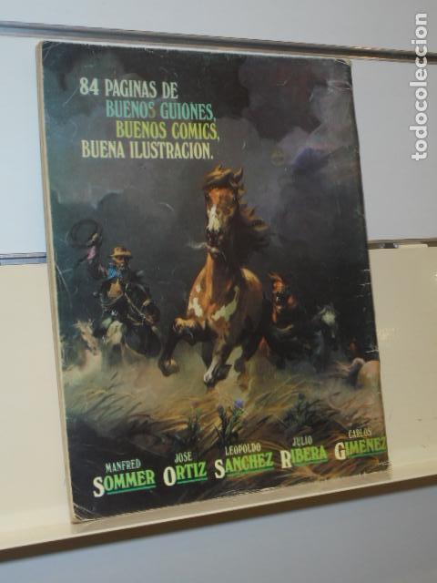Cómics: REVISTA ILUSTRACION + COMIX INTERNACIONAL Nº 6 - TOUTAIN - OCASION - Foto 2 - 149374270