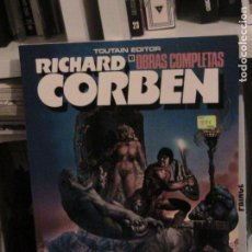 Cómics: RICHARD CORBEN OBRAS COMPLETAS 10. PILGOR. TOUTAIN, 1990.. Lote 150020658