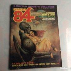 Cómics: ZONA 84 Nº 43 - EDITA : TOUTAIN. Lote 4471697