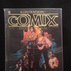 Cómics: COMIX INTERNACIONAL 8 CORBEN. Lote 150299594
