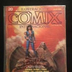 Cómics: COMIX INTERNACIONAL 20 CORBEN. Lote 150299670