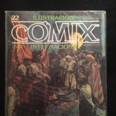 Cómics: COMIX INTERNACIONAL 22 CORBEN. Lote 150299722