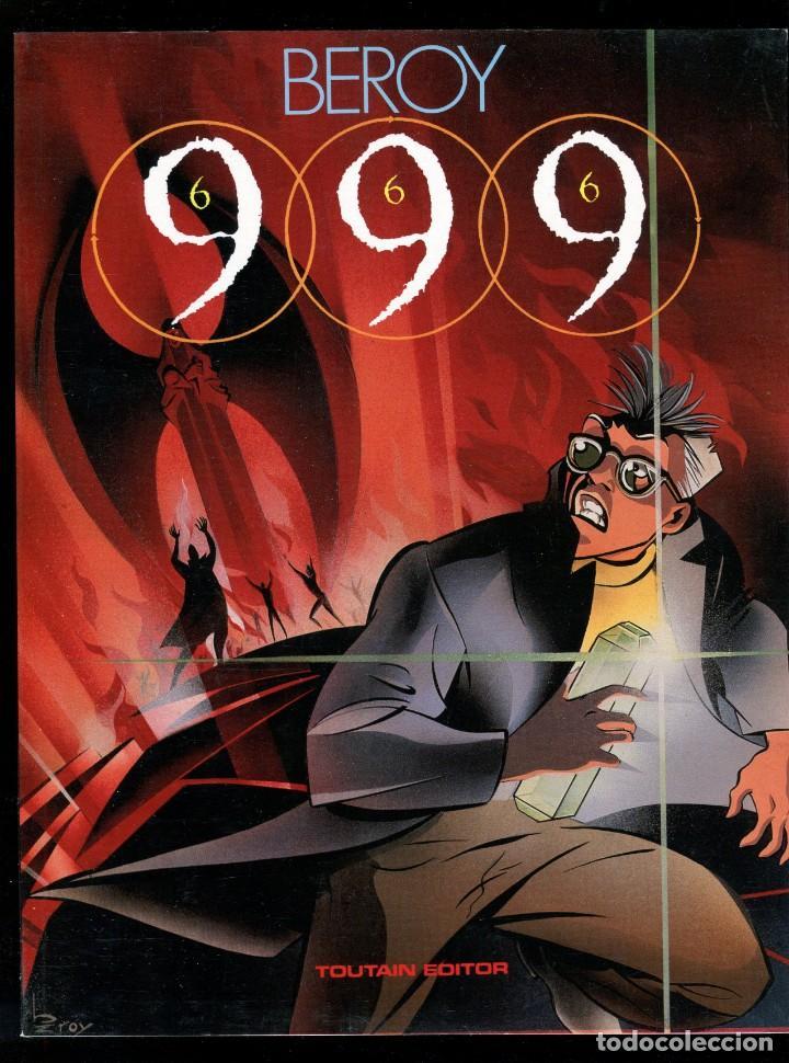 999 - TOUTAIN / NÚMERO ÚNICO - BEROY (Tebeos y Comics - Toutain - Álbumes)