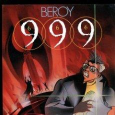 Cómics: 999 - TOUTAIN / NÚMERO ÚNICO - BEROY. Lote 150345842