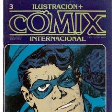 Cómics: COMIX INTERNACIONAL. Nº 3. TOUTAIN EDITOR. (ST/). Lote 150585146