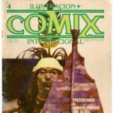 Cómics: COMIX INTERNACIONAL. Nº 4. TOUTAIN EDITOR. (ST/). Lote 150585254