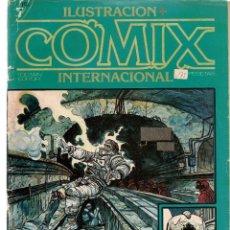 Cómics: COMIX INTERNACIONAL. Nº 7. TOUTAIN EDITOR. (ST/). Lote 150585570