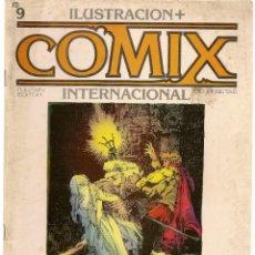Cómics: COMIX INTERNACIONAL. Nº 9. TOUTAIN EDITOR. (ST/). Lote 150585694