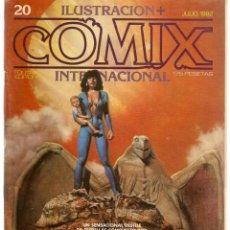 Cómics: COMIX INTERNACIONAL. Nº 20. TOUTAIN EDITOR. (ST/). Lote 150585906