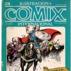 Cómics: COMIX INTERNACIONAL. Nº 24. TOUTAIN EDITOR. (ST/). Lote 150586174