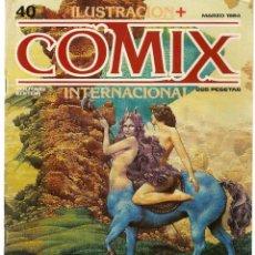 Cómics: COMIX INTERNACIONAL. Nº 40. TOUTAIN EDITOR. (ST/). Lote 150586382