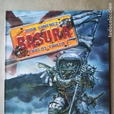 Cómics: BASURA - TOUTAIN - NÚMERO ÚNICO JUAN GIMÉNEZ. Lote 150598690