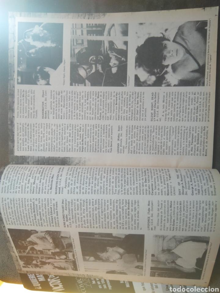 Cómics: CREEPY N 79 EXTRA- DEFUNCIÓN. ÚLTIMO DE LA COLECCIÓN. AÑO 1985. EDICIÓN LIMITADA COLECCIONISTAS - Foto 4 - 116790759