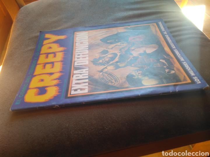 Cómics: CREEPY N 79 EXTRA- DEFUNCIÓN. ÚLTIMO DE LA COLECCIÓN. AÑO 1985. EDICIÓN LIMITADA COLECCIONISTAS - Foto 6 - 116790759