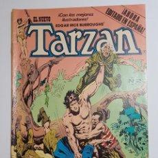 Cómics: TOUTAIN - EL NUEVO TARZAN - LA TUMBA DE LA PITON - VOLUMEN 1 NÚMERO 2. Lote 151193458
