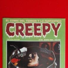 Fumetti: CREEPY Nº 55, EL COMIC DEL TERROR Y LO FANTASTICO, EDITOR TOUTAIN. Lote 151273942