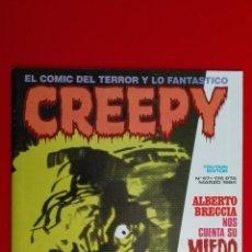 Cómics: CREEPY Nº 57, EL COMIC DEL TERROR Y LO FANTASTICO, EDITOR TOUTAIN. Lote 151274238