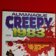 Cómics: ALMANAQUE CREEPY 1983. Lote 151278494