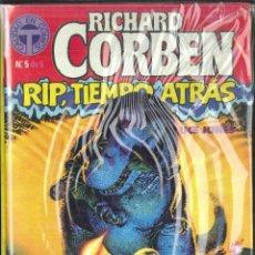 Comics : RICHARD CORBEN, RIP TIEMPO ATRÁS. Lote 151319978