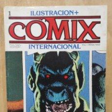 Fumetti: COMIX INTERNACIONAL - Nº1 - ED. TOUTAIN. Lote 151926906