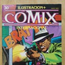 Cómics: COMIX INTERNACIONAL - Nº30 - ED. TOUTAIN. Lote 151926994