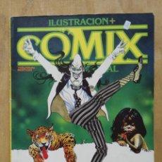 Cómics: COMIX INTERNACIONAL - ESPECIAL CONCURSO - ED. TOUTAIN. Lote 151927186