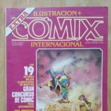 Cómics: COMIX INTERNACIONAL - EXTRA - ED. TOUTAIN. Lote 151927326