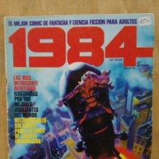 Cómics: 1984 - Nº 2, SEGUNDA EDICIÓN -ED. TOUTAIN. Lote 151955002