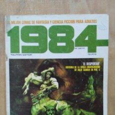 Cómics: 1984 - Nº 7 -ED. TOUTAIN. Lote 151955158