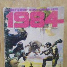 Cómics: 1984 - Nº 51, ABRIL 1983 - ED TOUTAIN. Lote 151955362