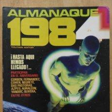 Cómics: 1984, ALMANAQUE - ED. TOUTAIN. Lote 151957306