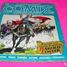 Cómics: ILUSTRACION + COMIX 24. Lote 152356286