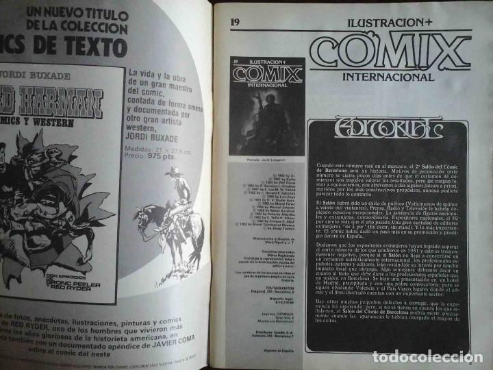 Cómics: Ilustración + Comix Internacional Nº 19 - Toutain Editor - Foto 2 - 152374274