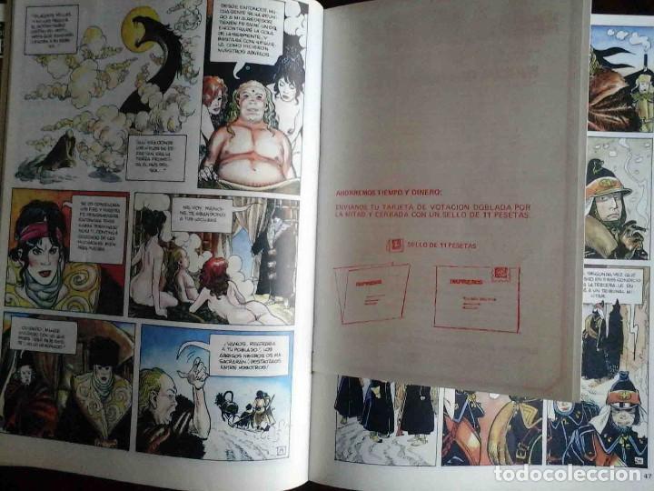 Cómics: Ilustración + Comix Internacional Nº 34 - Toutain Editor - Edición limitada para coleccionistas - Foto 3 - 152374418