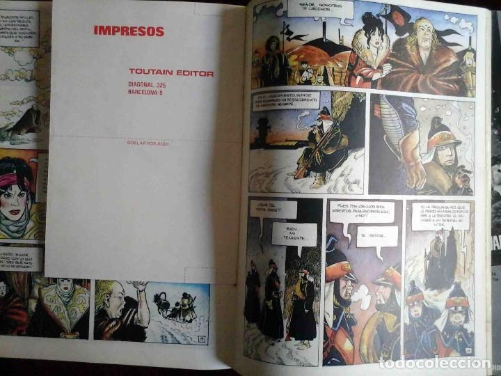 Cómics: Ilustración + Comix Internacional Nº 34 - Toutain Editor - Edición limitada para coleccionistas - Foto 5 - 152374418