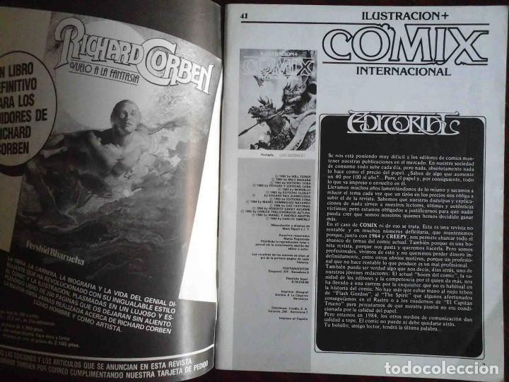Cómics: Ilustración + Comix Internacional Nº 41 - Toutain Editor - Edición limitada para coleccionistas - Foto 2 - 152374510