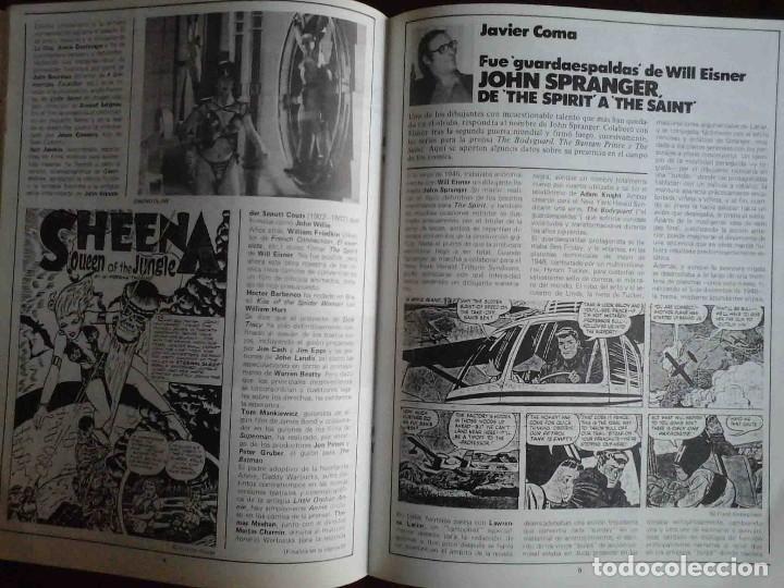 Cómics: Ilustración + Comix Internacional Nº 41 - Toutain Editor - Edición limitada para coleccionistas - Foto 3 - 152374510