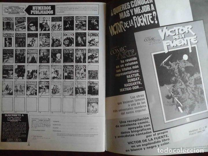 Cómics: Ilustración + Comix Internacional Nº 41 - Toutain Editor - Edición limitada para coleccionistas - Foto 4 - 152374510