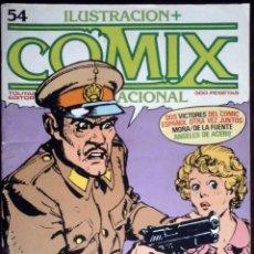 Cómics: ILUSTRACIÓN + COMIX INTERNACIONAL Nº 54 - TOUTAIN EDITOR. Lote 152374778