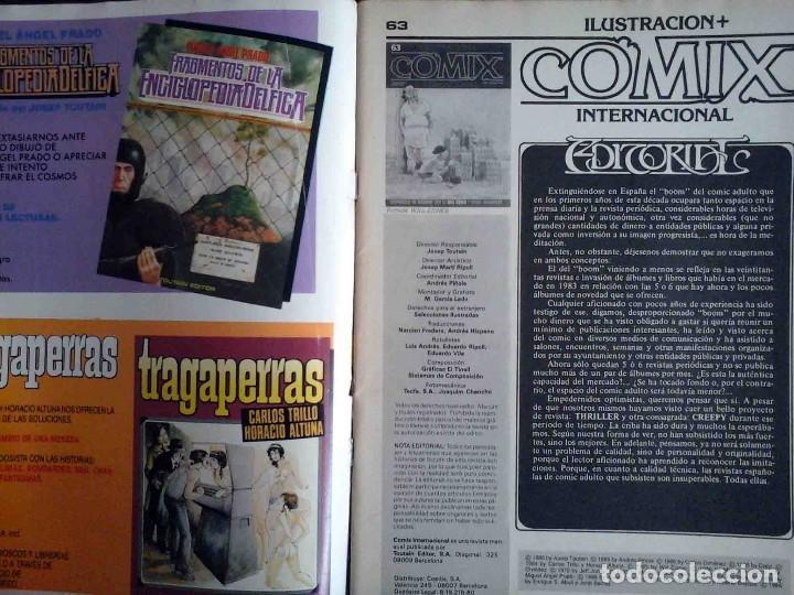 Cómics: Ilustración + Comix Internacional Nº 63 - Toutain Editor - Foto 2 - 152375194
