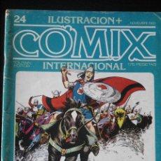 Cómics: COMIX INTERNACIONAL, Nº 24. TOUTAIN.. Lote 152484962