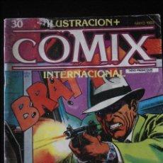 Cómics: COMIX INTERNACIONAL, Nº 30. TOUTAIN.. Lote 152484974