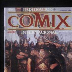 Cómics: COMIX INTERNACIONAL, Nº 39. TOUTAIN.. Lote 152485058