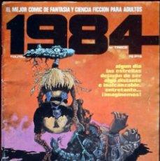 Cómics: 1984 Nº TRECE 13 - TOUTAIN EDITOR. Lote 152488582