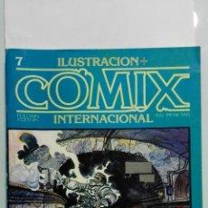 Cómics: COMIX INTERNACIONAL, Nº 7. Lote 152555430