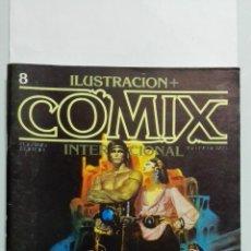 Cómics: COMIX INTERNACIONAL, Nº 8. Lote 152555470