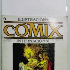 Cómics: COMIX INTERNACIONAL, Nº 9. Lote 152555510